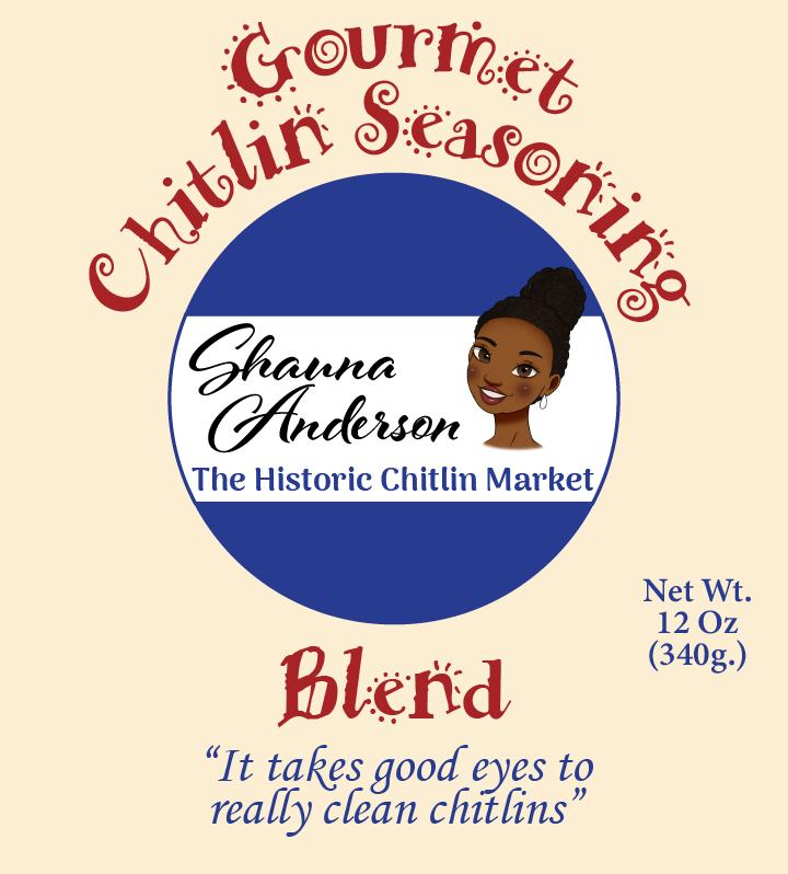 Gourmet Chitlin Seasoning Blend and Gourmet Magic Marinade